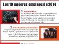 Los 10 mejores empleos de 2014