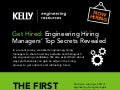 Get Hired: Engineering Hiring Managers' Top Secrets Revealed