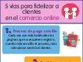 5 vías para fidelidad a clientes en el comercio online