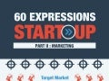60 expressions startup part II marketing