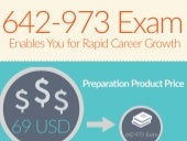 642-973 exam preparation - shortcut to success [Infographic]