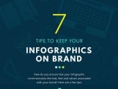 7 Tips To Keep Your Infographic On Brand