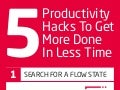 5 Productivity Hacks To Get More Done In Less Time