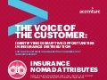 The Voice of the Customer: Insurance Nomad Attributes