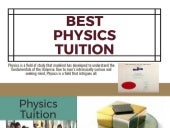 A level Physics Tuition