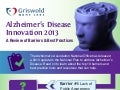 Alzheimers Disease Innovation 2013 Infographic