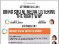 Doing Social Media Listening the Right Way