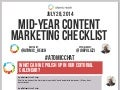 Mid-Year Content Marketing Checklist