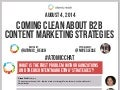 Coming Clean About B2B Content Marketing Strategies