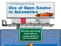 Using Open Source in Automotive [Study by BearingPoint]