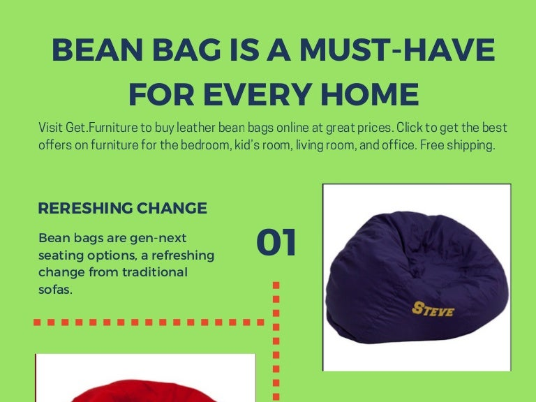 Pleasing Bean Bag Is A Must Have For Every Home Uwap Interior Chair Design Uwaporg