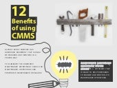 12 Benefits of using CMMS - computerized maintenance management system