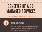 Benefits of an EDI Managed Services