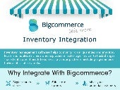 Bigcommerce Inventory Integration