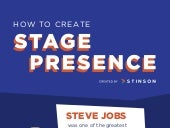 Six Quick Tips to Present like Steve Jobs