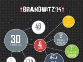 Brandwitz'14 - Biggest Branding Competition of the Country (Infographics)