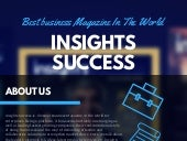 Insights Success-  Infographic