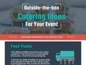Outside-The-Box Catering Ideas For Your Event