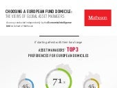 Choosing a european fund domicile: the view of global asset managers