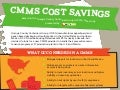 CMMS Cost Savings - OCCG saves big with eMaint's X3 system