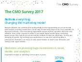 The CMO Survey 2017