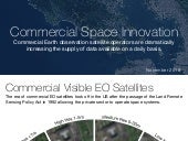 Commercial Space Innovation