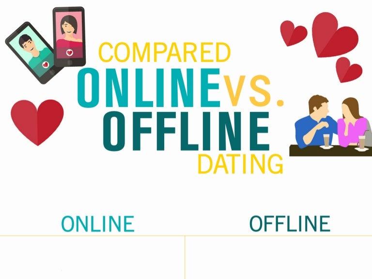 online vs offline dating