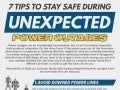 7 Tips To Stay Safe During Unexpected Power Outages