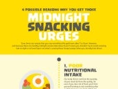 4 Possible Reasons Why You Get Those Midnight Snacking Urges