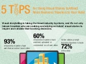 [Infographic] 5 Tips for Using Visual Stories to Attract More Business Travelers to Your Hotel