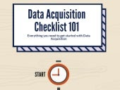 Data Acquisition Checklist 101