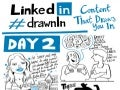 Advertising Week Europe Day 2 #drawnIn