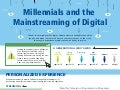 Millennials and the Mainstreaming of Digital