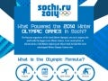The Tech That Powered The 2014 Sochi Olympics (Infographic)