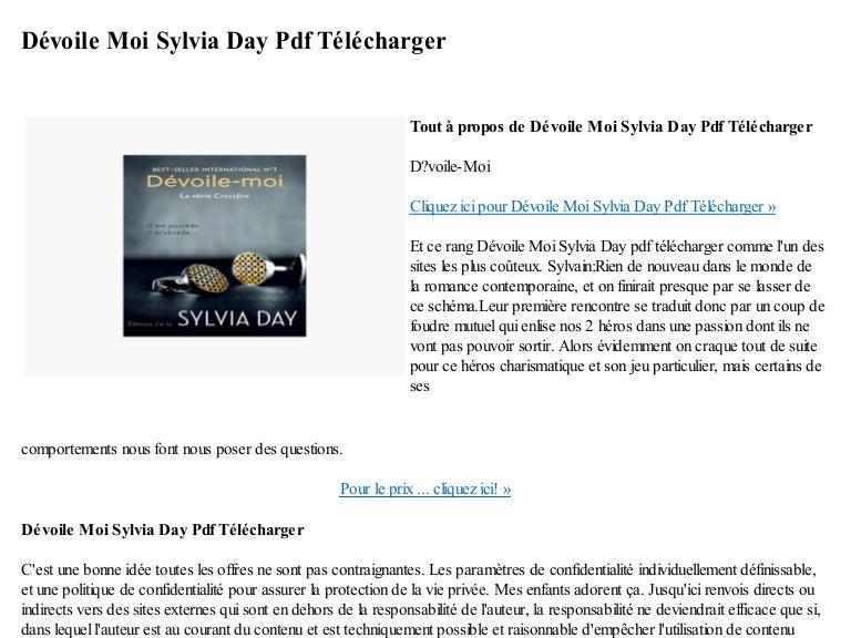 devoile moi sylvia day pdf