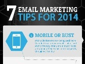 7 Tips For Email Marketing In 2014
