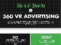 The Do's & Don'ts of 360 VR Advertising