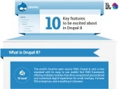 Drupal 8 features to be excited about