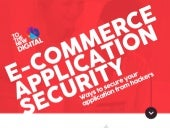 Ecommerce application security