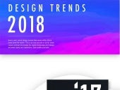 The Digital & Graphic Design Trends of 2018 [Infographic]