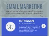 Email Marketing Infographic: Top Tips for Your Email Campaigns