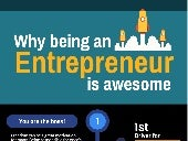 Why being an entrepreneur is awesome