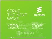 Ericsson strengthens portfolio with new solutions to bridge the digital divide