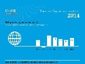 INFOGRAPHIC: ESADE Economic Report 2014 Main Numbers