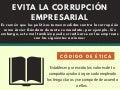 Evita la corrupción empresarial