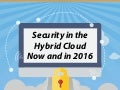 Security in the Hybrid Cloud Now and in 2016