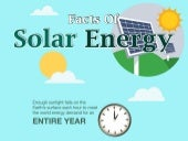 Facts of Solar Energy - Avia LED