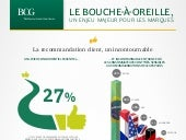 Synthèse du « Brand Advocacy Index 2015 » du Boston Consulting Group (BCG)