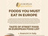 Foods you must eat in europe