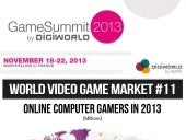 DigiWorld Game Summit - World Video Game Market #11
